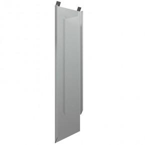 Endkappe Treppe zu 1400E123-17 Aufsatzmontage seitliche Lasche VSG17,52 links A4