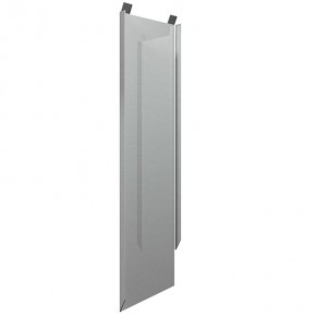 Endkappe Treppe zu 1400E123-21 Aufsatzmontage seitliche Lasche VSG21,52 links A4