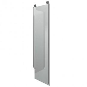 Endkappe Treppe zu 1400E123-17 Aufsatzmontage seitliche Lasche VSG17,52 rechtsA4