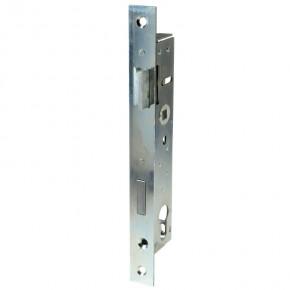 Rohrrahmen-Einsteckschloss D=35mm A=92mm verzinkt