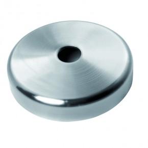 Abdeckrosette Ø76mm Ø12,5mm H=12mm A2