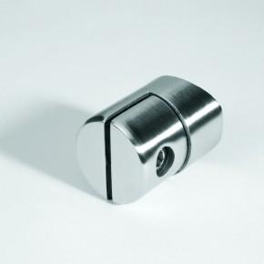 Blechhalter Ø25mm für 1,5-2,5mm Flach A2