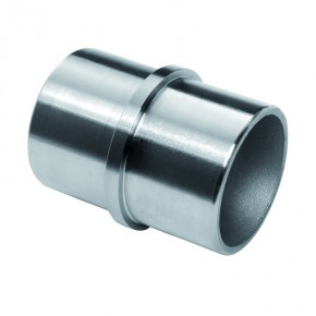 Rohrverbinder 180° Ø33,7x2,0mm eckig A2