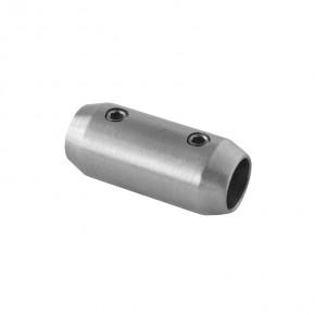 Querstabhalter Verbinder 180° für Ø12mm A2
