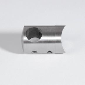 Querstabhalter Mitte Ø22mm für Ø10mm Ø33,7mm A4