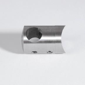Querstabhalter Mitte Ø22mm für Ø12mm Ø42,4mm A4