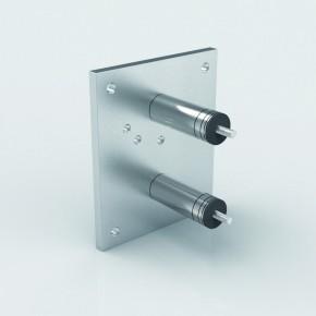 Anschraubset 2x M10 L=150mm zu TYP Z-01/Z-02/Z-03/Z-04/Z-05/Z-07 oben