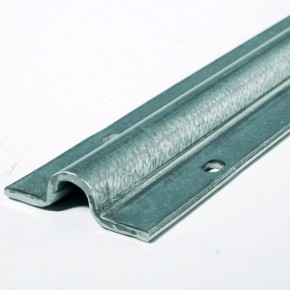 Bodenlaufschiene zum schrauben 50x16mm L=3m VA