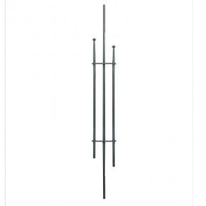 Stab Ø12mm Zierteil 655x125mm glatt L=1m Treppen ST