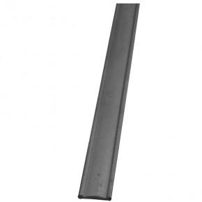 Handlauf 40x8mm Form halbrund L=3m ST