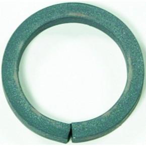 Ring 12x12mm Ø120mm glatt Stoß unverschweißt ST