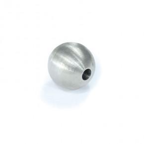 Annietkugel ØS16mm mit Durchgangsbohrung Ø6mm ST