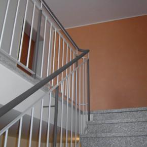 PVC Handlauf für 40x8mm L=25m anthrazitgrau