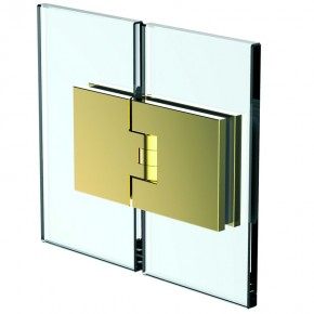 Flamea+ Glas-Glas 180° ZN Gold-Optik