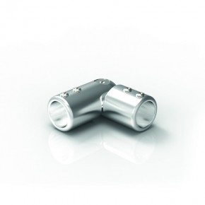 Stabilisationsstange Ø16mm Winkelverbinder 90°-180° verstellbar MSglanzverchromt