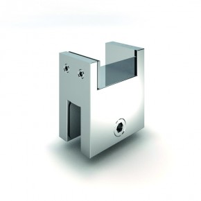 Stabilisationsstange 15x30mm Glashalter quer zu 8474/5/7MS MS Edelstahleffekt