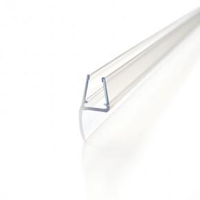 Dichtprofil Mittel 180° 6/8mm L=2.010mm KU transparent