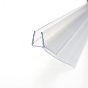 Wasserabweisprofil Lippe lang 6/8mm L=2.010mm KU transparent